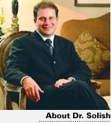 Nowell Solish, MD, FRCP